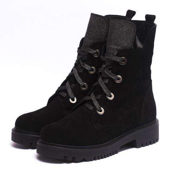 Модні жіночі черевики осінь-зима 2018-2019 - kyiv-city.com 3690f3e593b77